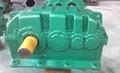 泰興ZSY280-90硬齒面齒輪減速機現貨 3