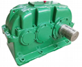 Hardened tooth surface ZLY560 Gear reducer