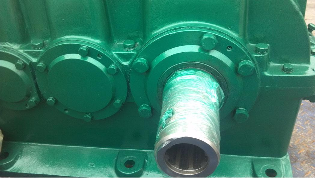 Hardened tooth surface ZLY560 Gear reducer 3