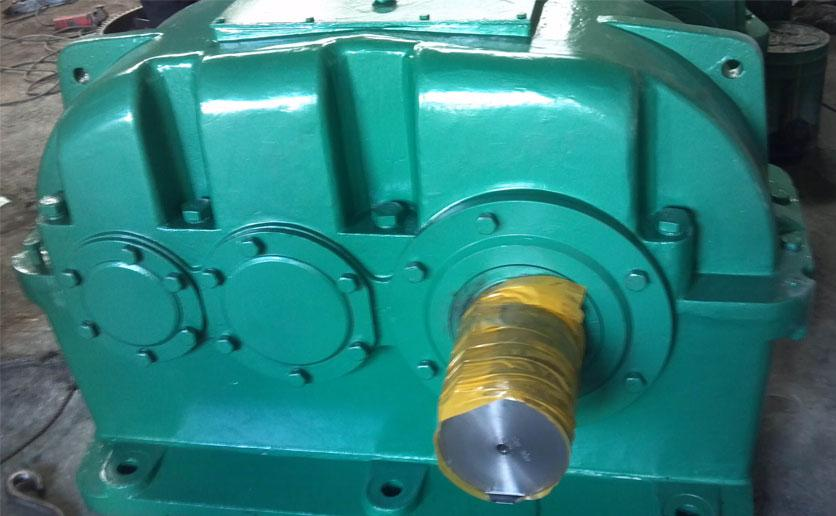 Hardened tooth surface ZLY560 Gear reducer 4