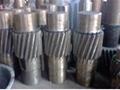 ZSY450-90硬齒面減速機18配91齒高速齒軸 2