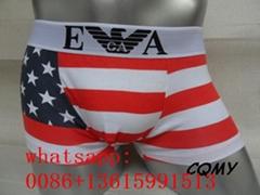 2019 top AAA armani boxer armani underwear underpant armani knickers briefs