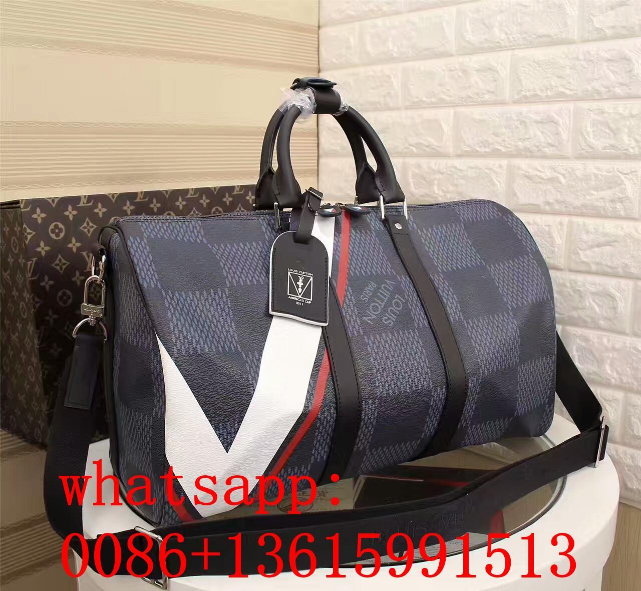 LV travelling bag