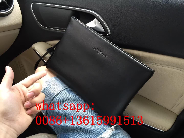 armani wallet