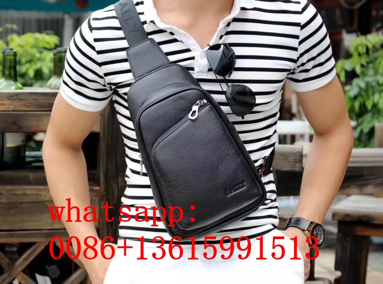 bally chest bag