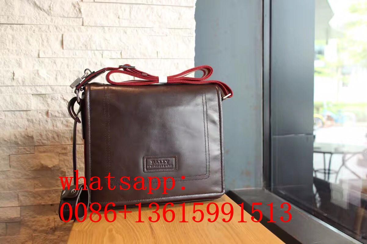 bally mens bag
