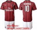 2020 barcelona MESSI jersey Juventus ronaldo real madrid Hazard Liverpool salah