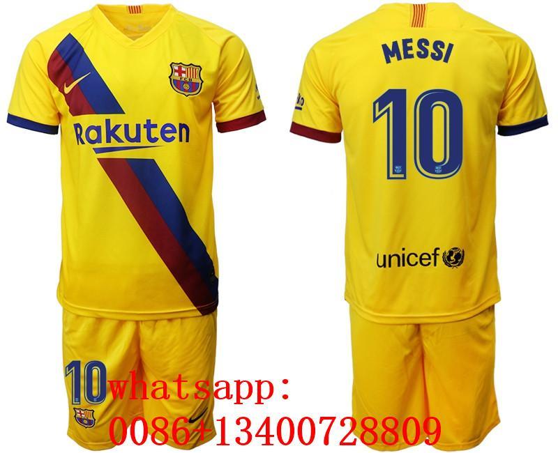 2020 barcelona MESSI jersey Juventus ronaldo real madrid Hazard Liverpool salah  14