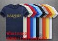 top AAA Balmain shirt Balmain t shirt
