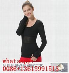 fashion AAA Lululemon long yoga Lululemon sport vest Lululemon yoga jacket