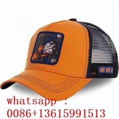 fashion sport cap Dragon Ball cap Dragon Ball hat sport hat