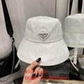 Wholesale prada youngest new women men sport cap fashion sport stripe hat