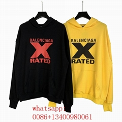 Wholesale 2020 newest Balenciaga jacket Balenciaga sweater Balenciaga hoodies