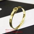 Newest cartier bracelet cartier classical bangles wholesale price