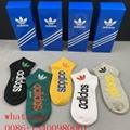 2020 wholesale low price colorful style fashion Adidas socks adidas long socks