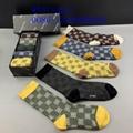Low price colorful men sport Balenciaga short socks Balenciaga long sock