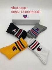 2020 new Champion short socks Champion long sport sock best quality low price