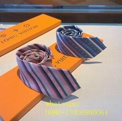 2020 Newest fashion men business    spot tie    stripe necktie wholesale