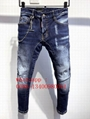 2020 newest DSQ jeans DSQ men jeans DSQ long jeans top AAA quality