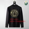 2020 Fashion star newest versace men women sweater versace jacket top quality