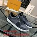 top 1:1 LV shoes LV casual shoes LV mens sport shoes LV leather shoes