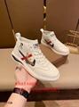 2020 newest casual armani shoes armani mens sport cheap shoes
