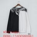 New style Marcelo Burlon men long shirt MB fashion sweater t-shirt AAA quality