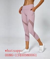 New women Lululemon yoga pants Lululemon seven point sport trousers wholesale