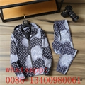 Men wholesale LV sport long suit LV women sport coordinates best quality
