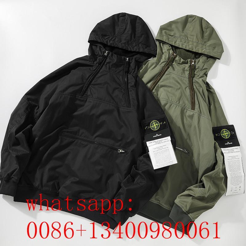 2020 top quality men stone island coat stone island  jacket stone island hoodies 3