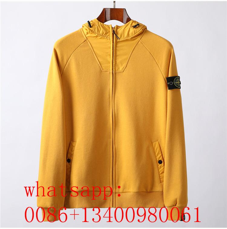 2020 top quality men stone island coat stone island  jacket stone island hoodies 14