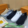 2020 1:1 LV sport shoes LV casual shoes LV mens sport shoes LV leather shoes
