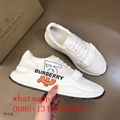 2020 Cheap mens burberry casual shoes newest men burberry sport shoes