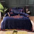 Wholesale hermes bedding sheets cheap hermes cotton bedding sets