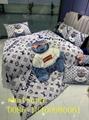 2020 Wholesale LV bedding sheets cheap LV cotton bedding sets