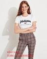 2020 Abercrombie&Fitch short t-shirt AF Women A&F t-shirts AF shirt