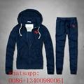 2020 Abercrombie&Fitch sport suit AF tracksuit AF sweater wholesale price
