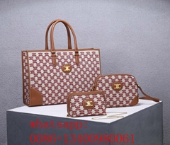 2021 newest        fashion women handbag        waist bag triomphe purse