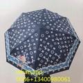 2021 Newest wholesale top quality LV umbrella LV  bumbershoot