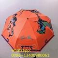 2021 Newest wholesale top AAA quality hermes umbrella hermes bumbershoot