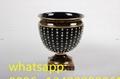 2021 wholesale high quality versace porcelain flower vase ceramics vase