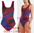 2021 versace swimsuit versace one-piece bikini swimwear bathing suit