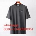 2021 wholesale newest men stone island short t shirt SS short t-shirt
