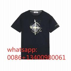 2021 wholesale newest men stone island short t shirt SS short t-shirt (Hot Product - 3*)