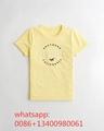 2021 Abercrombie&Fitch short t-shirt AF Women A&F t-shirts AF shirt