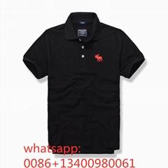 2021 Newest Abercrombie&Fitch short t-shirt AF men A&F t-shirts AF shirt (Hot Product - 1*)