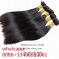 8A brazilian Loose Wave Human virgin Hair weave Peruvian deep Wave