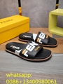 2021 New mens fendi sport shoes fendi casual shoes fendi sandal fendi slippers