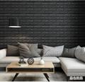 3D Wallpaper Sticker Self-adhesive Faux