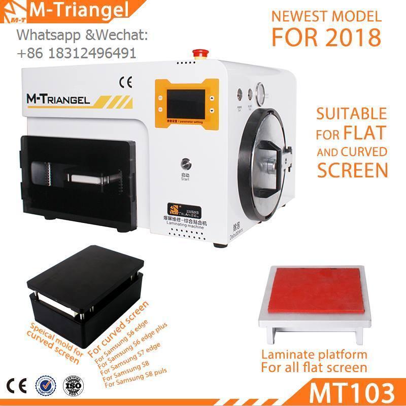 M-Triangel MT-103 Latest Upgrades LCD Repair Machine For Samsung S6 S7 S8 Edge  1
